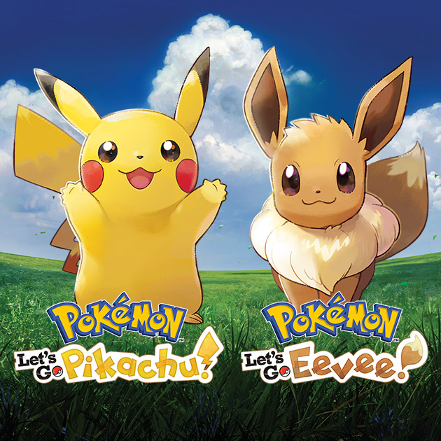 pokemon eevee game
