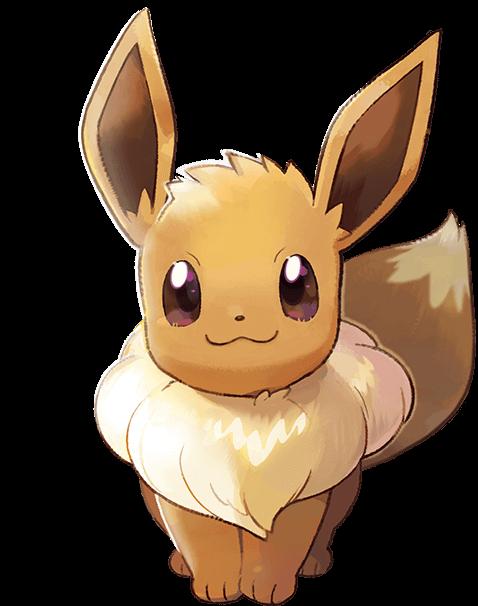 Pokémon Let S Go Pikachu And Pokémon Let S Go Eevee Official