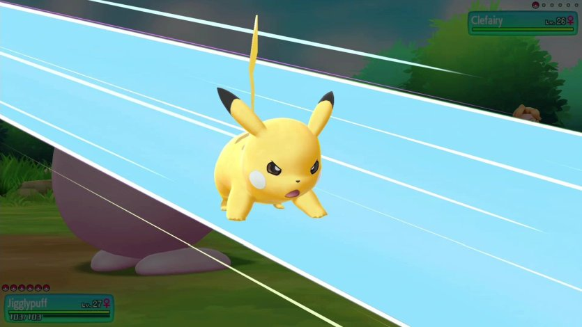 Pokémon: Let's Go, Pikachu! and Pokémon: Let's Go, Eevee