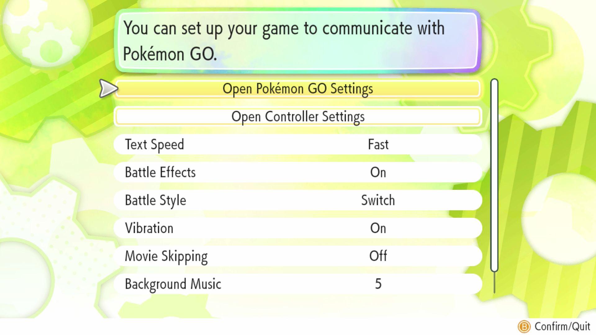 Pokémon: Let's Go, Pikachu! and Pokémon: Let's Go, Eevee!   Connect