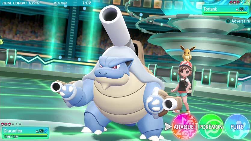 Pokémon Lets Go Pikachu Et Pokémon Lets Go évoli