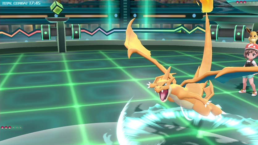 Pokemon Let S Go Pikachu Et Pokemon Let S Go Evoli Decouvrez