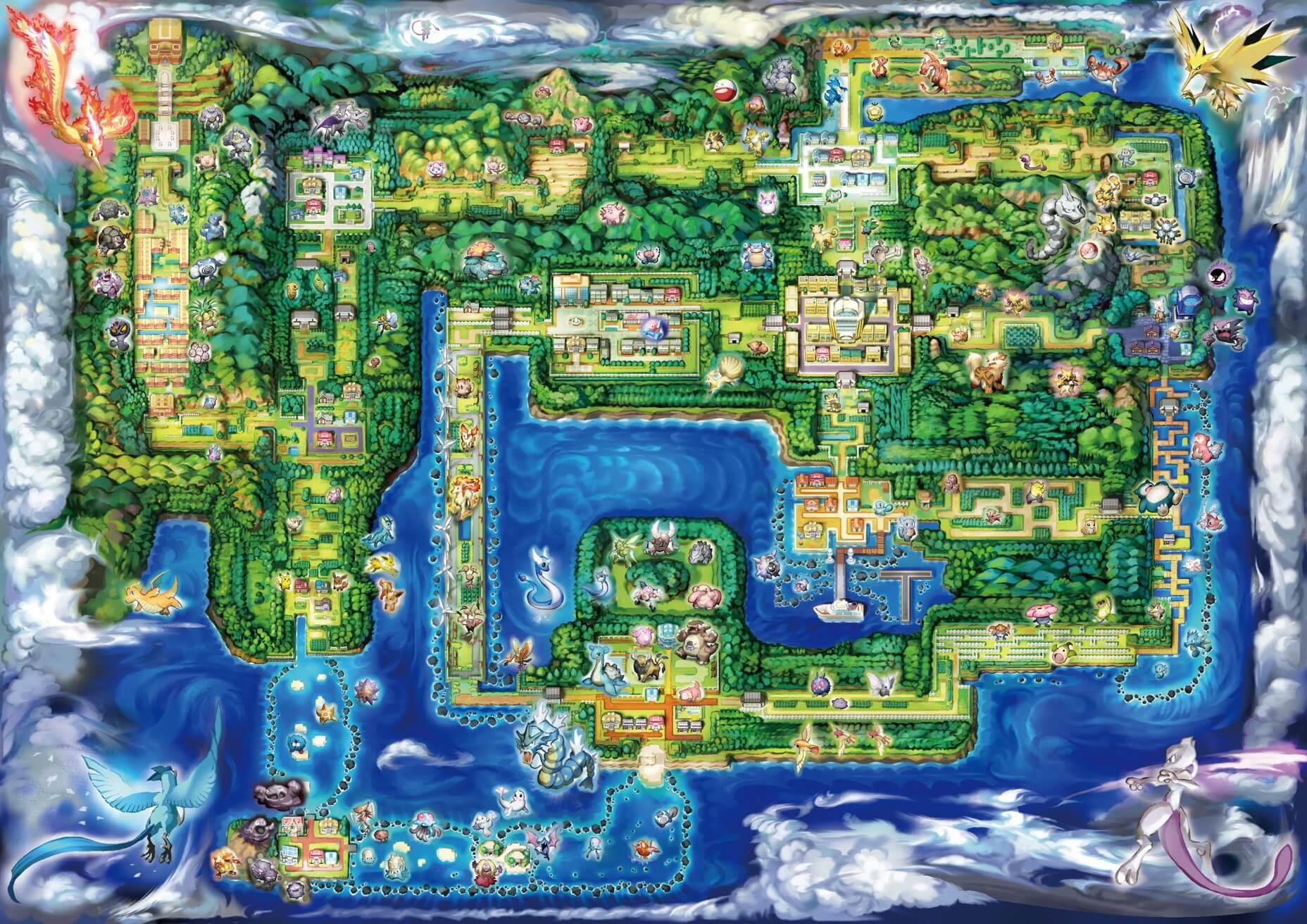 Pokémon: Let's Go, Pikachu/Eevee! |OT| One Step Forward, Six