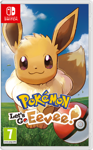 Pokemon Let's Go! Eevee