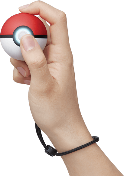 Pokeball Plus motion