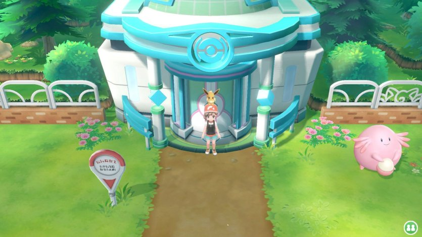 Pokemon Let S Go Pikachu Und Pokemon Let S Go Evoli Verbinde
