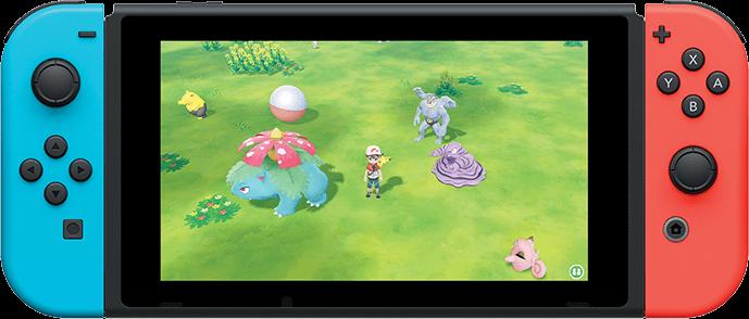 Connect to Pokémon GO