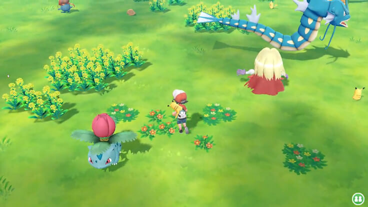 pokemon go like games